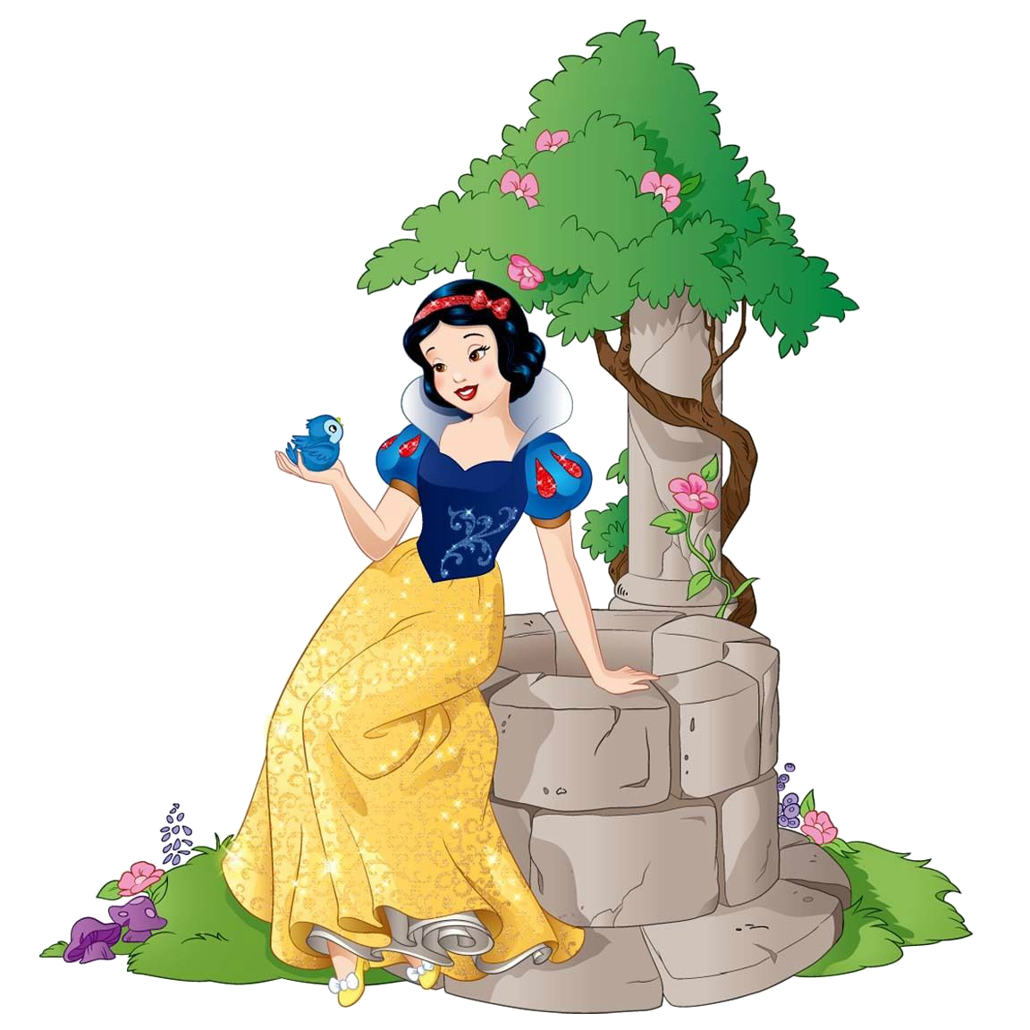 Princess In The Well, Snow White Png Transparent Images  323