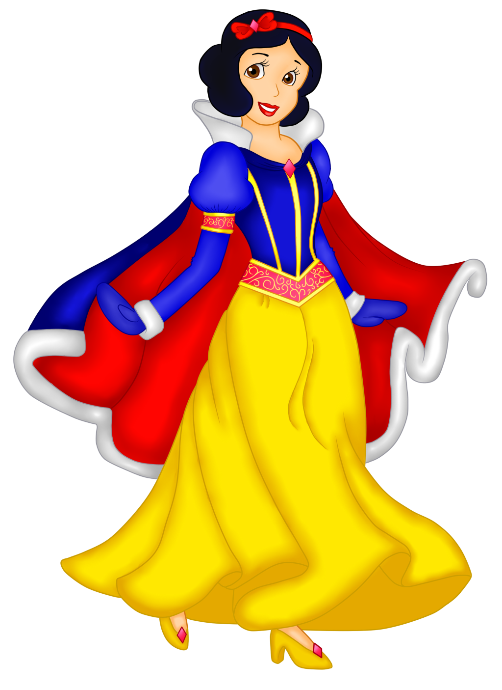 Snow White Png Transparent Images  314