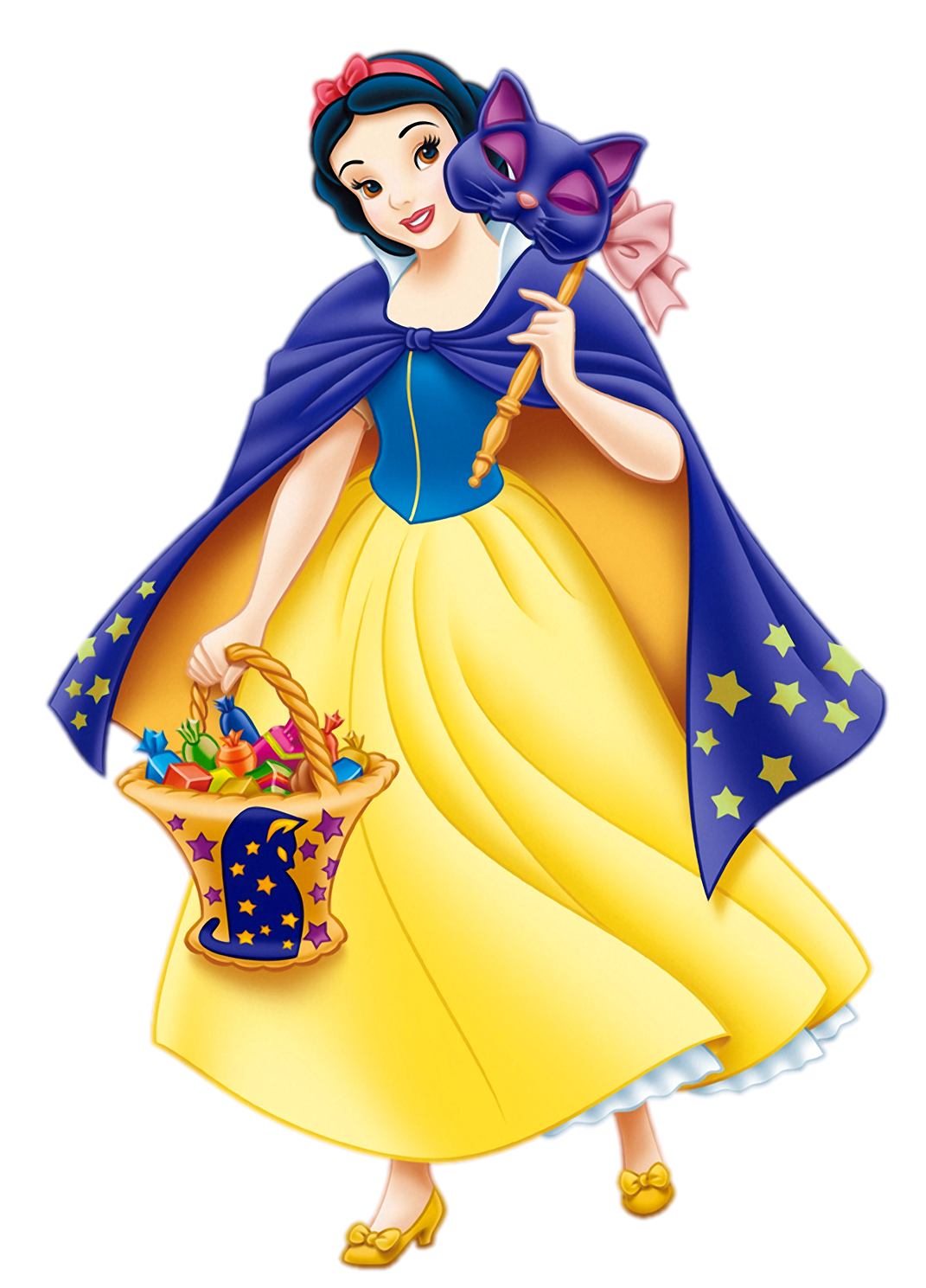 Snow White Princess Png Clipart 321