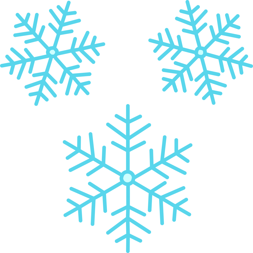 Snowflakes PNG Icon 11567