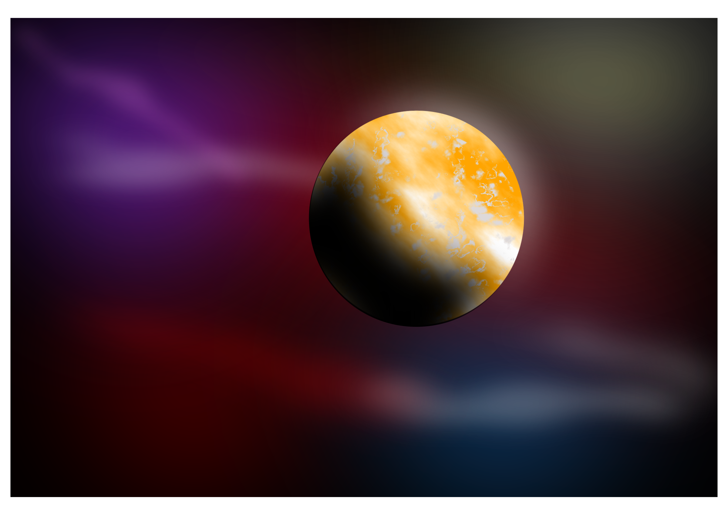Planet Clipart Picture 3738