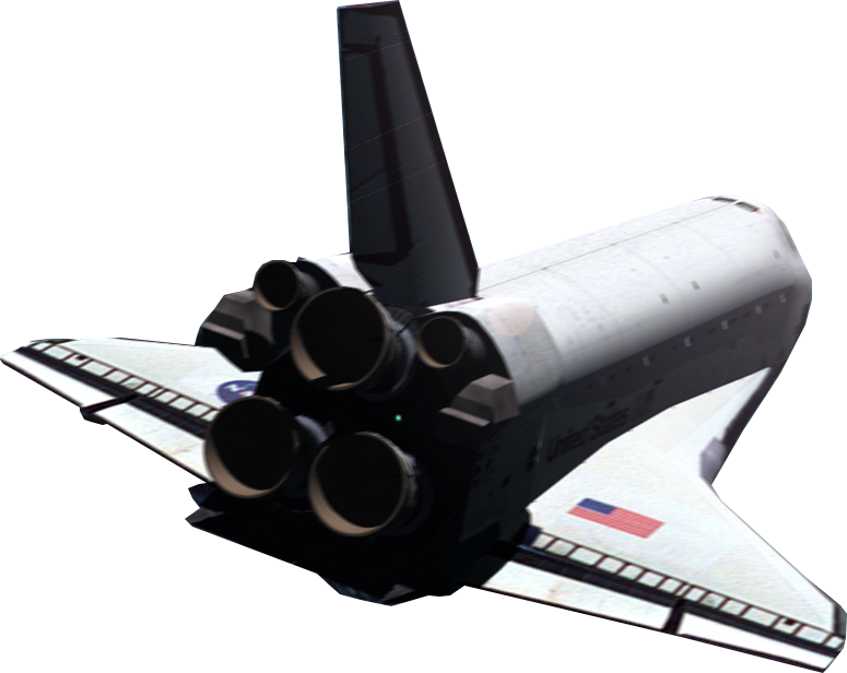 Space Shuttle Endeavor Png Images 3721