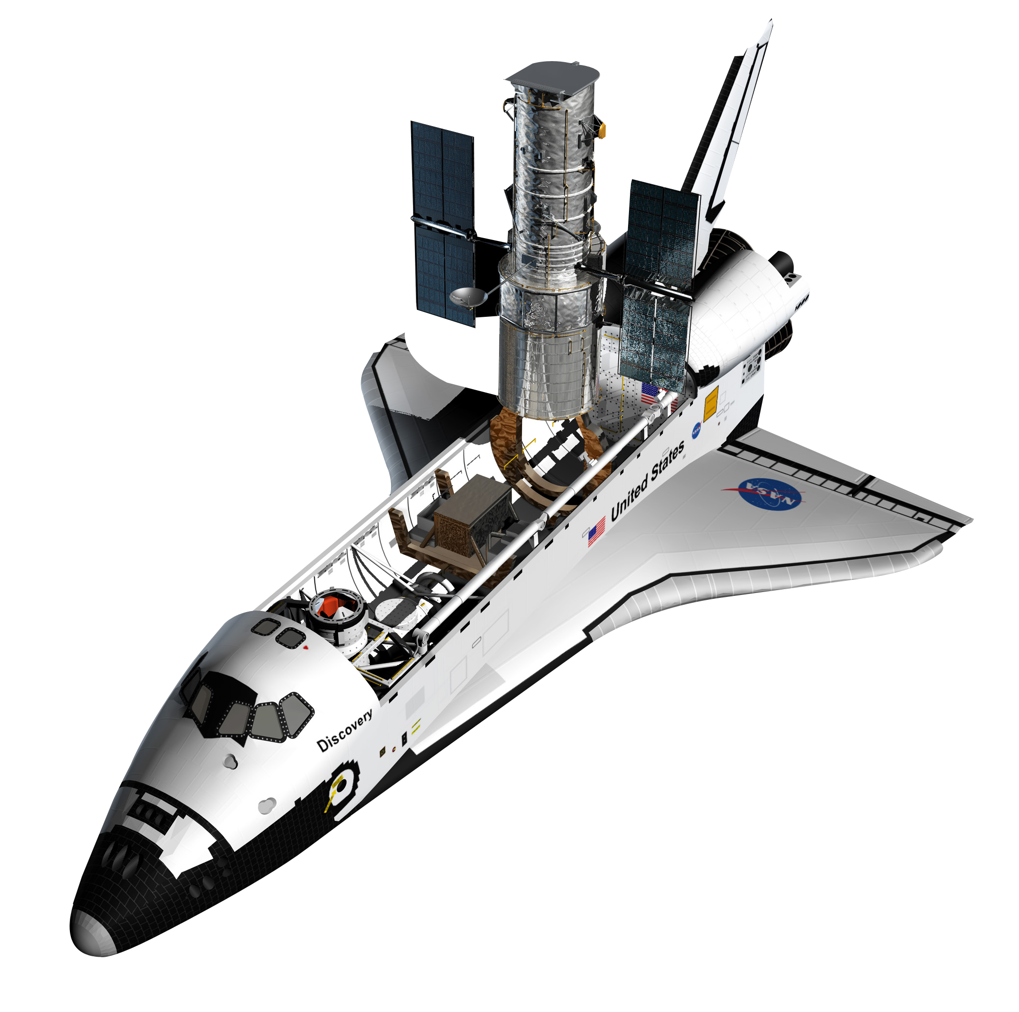 Space Shuttle Png Transparent Photo 3727