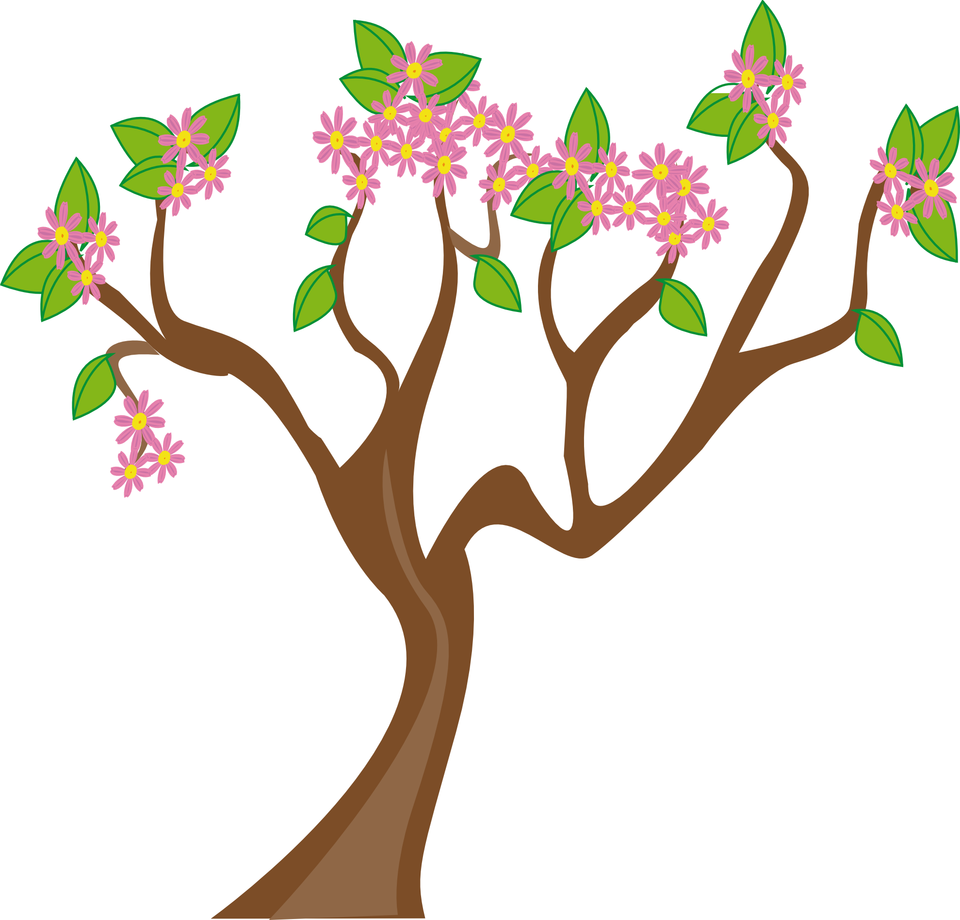 Photos Spring PNG Clipart 9350