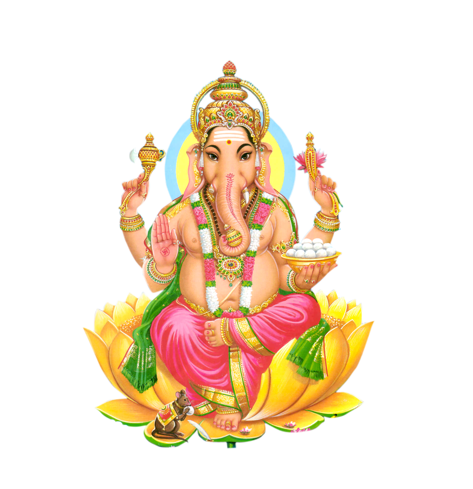 Ganesh Png Picture 6510