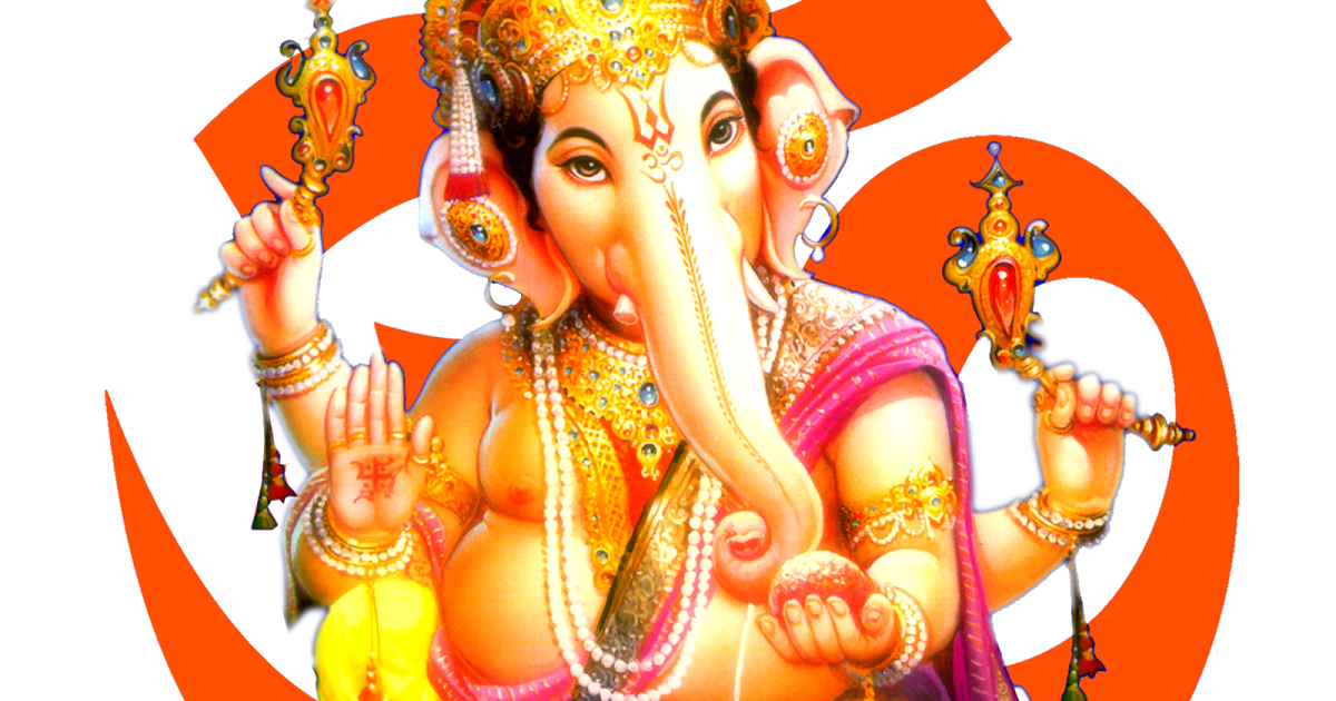 Sri Ganesh Png Transparent Images Wallpapers Pics 6511