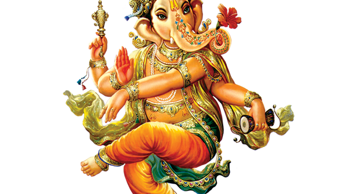 Sri Ganesh Png Transparent Photos 6512