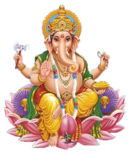 Sri Ganesh Transparent Png Images 6505