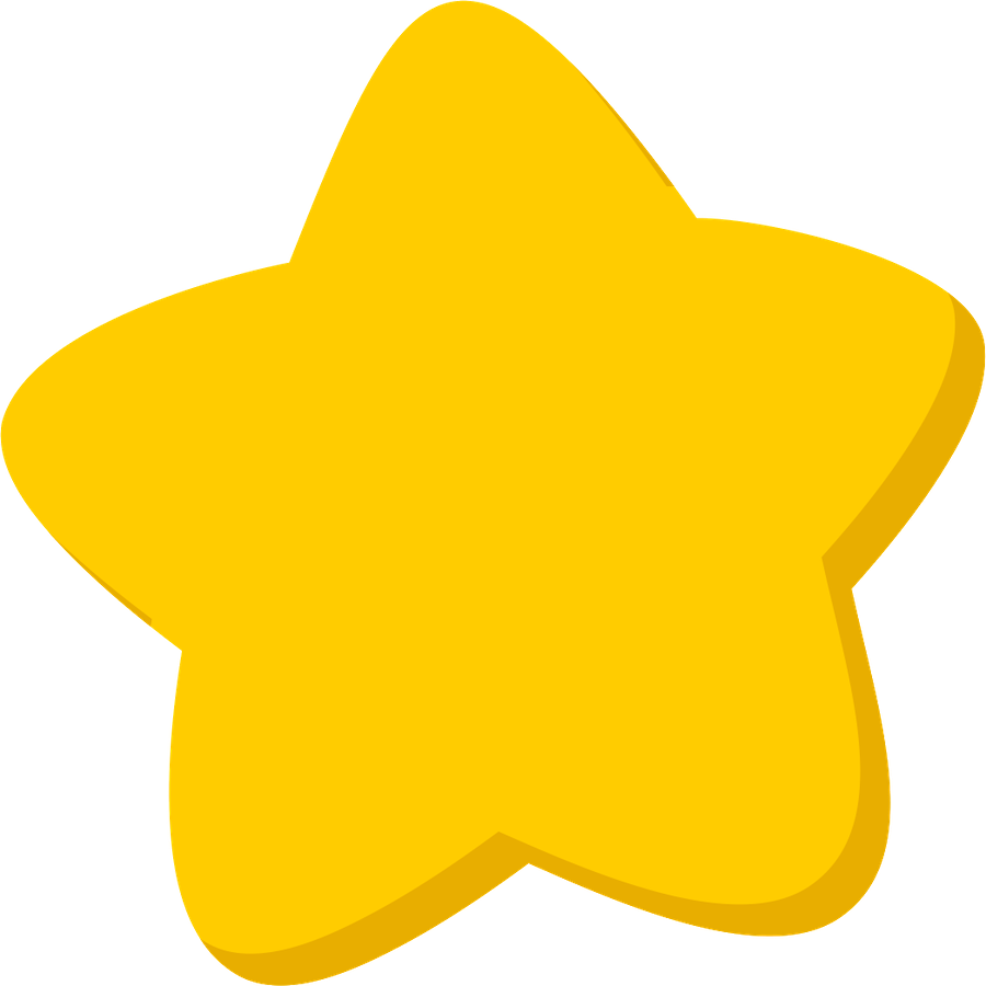 Star Clipart HD Photo Png 21064