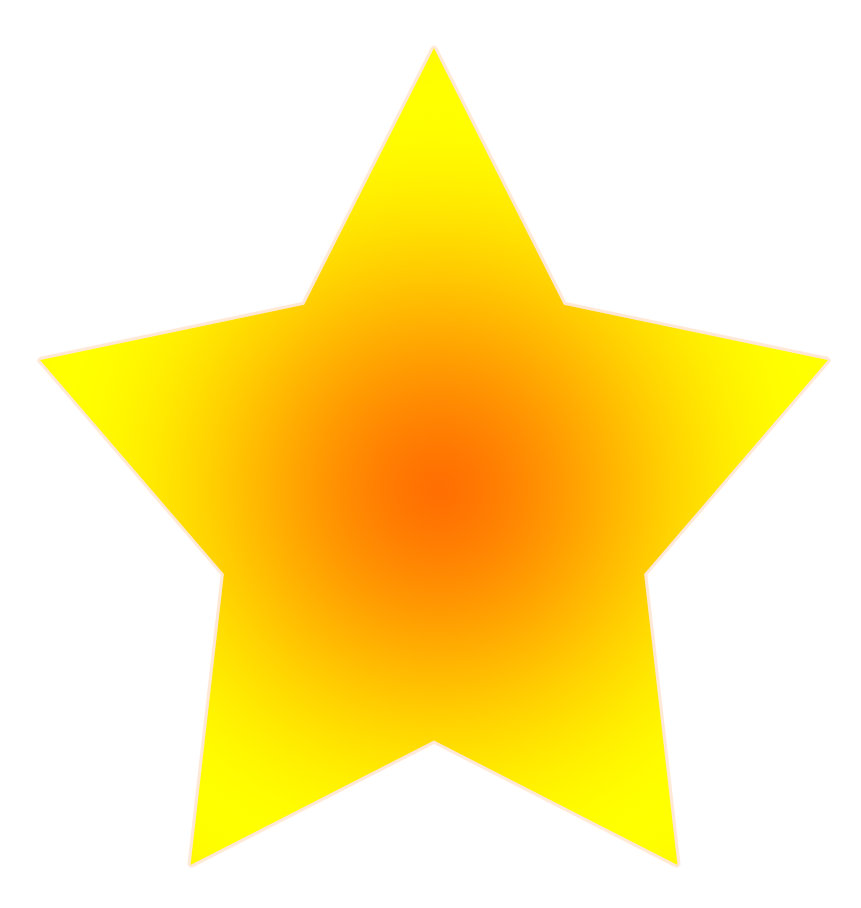 Star Clipart Images PNG 21084