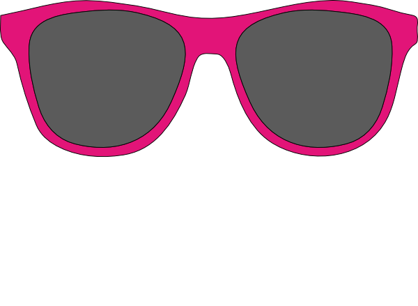 Neon Sunglasses Png 3859