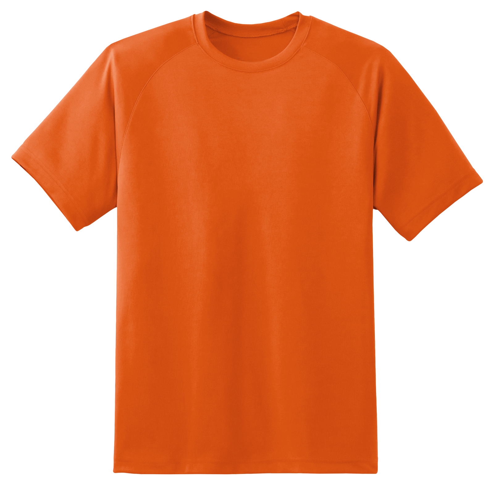 Orange T Shirt Image 25300