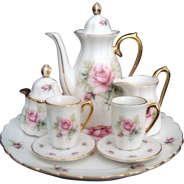 Fantastic Tea Set Images 25831