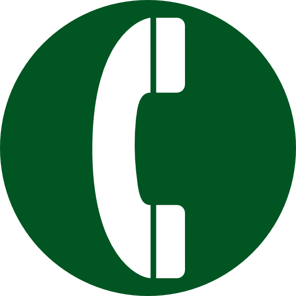 Telephone Icon Clipart 945