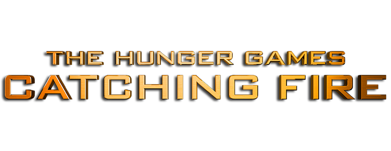 The Hunger Games Fire Text Clipart 26156