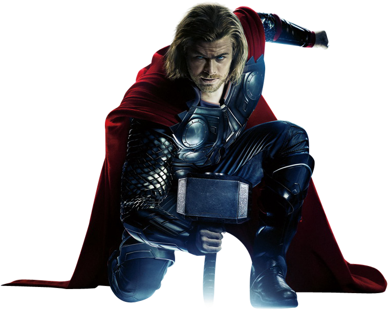 Thor Transparent Pictures 25751