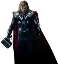 AngryThor Transparent Picture 25741