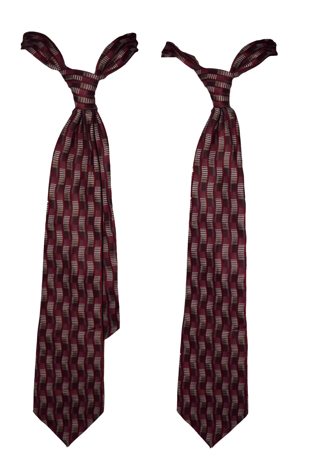 Brown Simple Tie Picture 25645