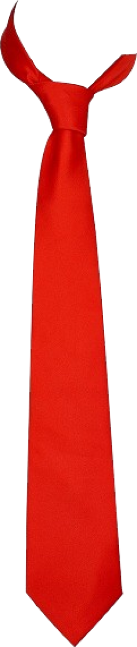 Light Red Tie Clipart Image 25646
