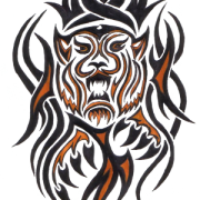 Tiger Tattoos Png Transparent 4716 Transparentpng