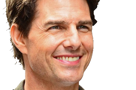 Tom Cruise Face Png 19870