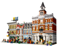 Town Hall Transparent Background 23686