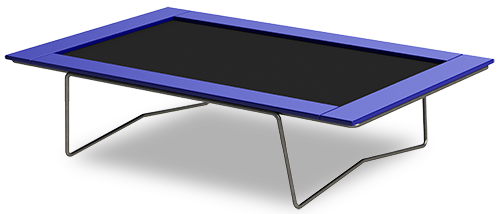 Rectangular Trampolines For Sale Picture 3331