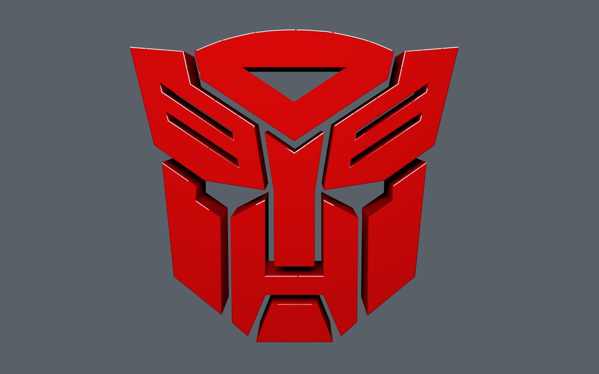 transformers red head logo 19549 transparentpng