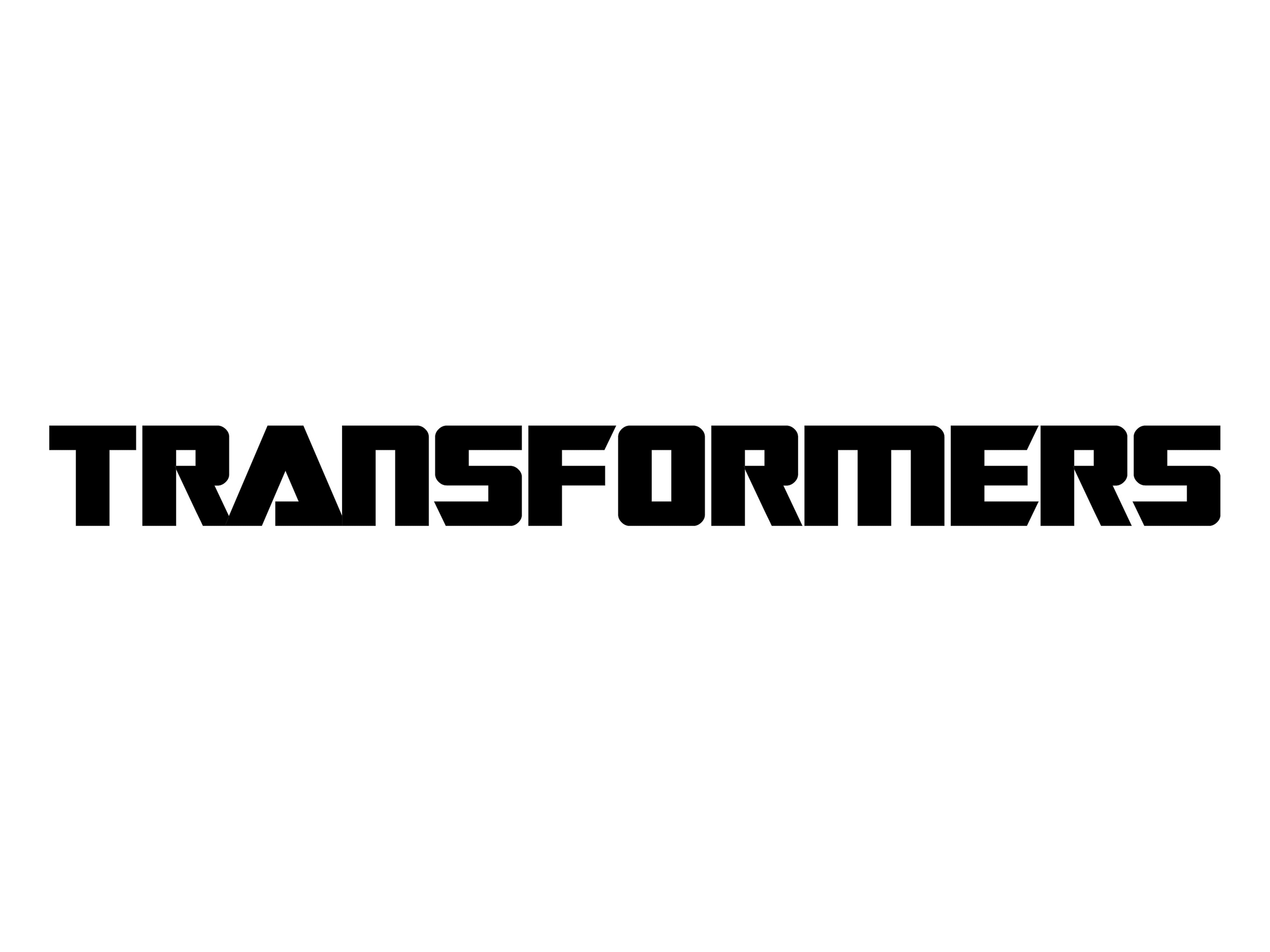 transformers logo text hd photo 19554 transparentpng