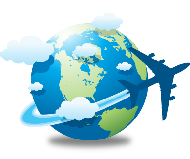 Travel World Transparent Logo
