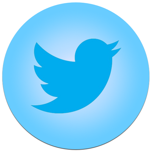 Bird Blue Twitter Icon Png Images 5971