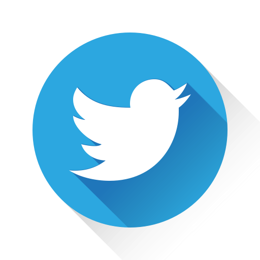 White Twitter Icon Png 5974