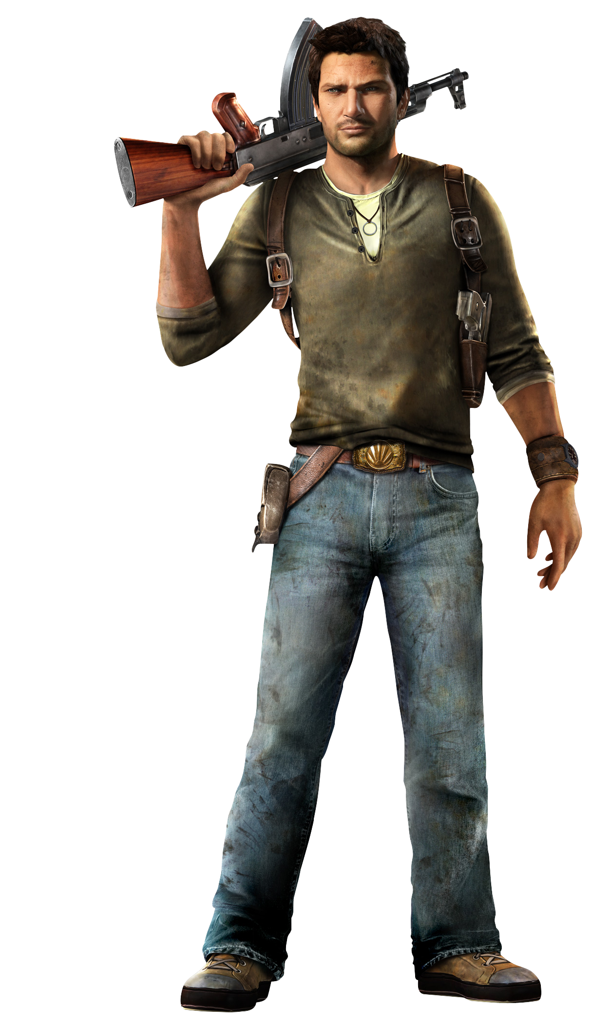 Transparent Uncharted Background 8835