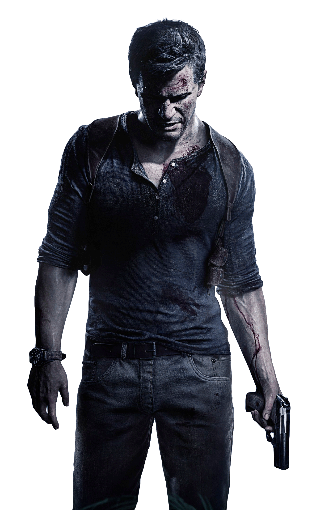 Uncharted Cut Out 8845