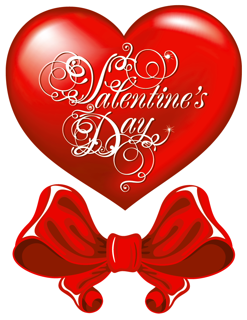 Valentine Day Heart Images 6598 Transparentpng