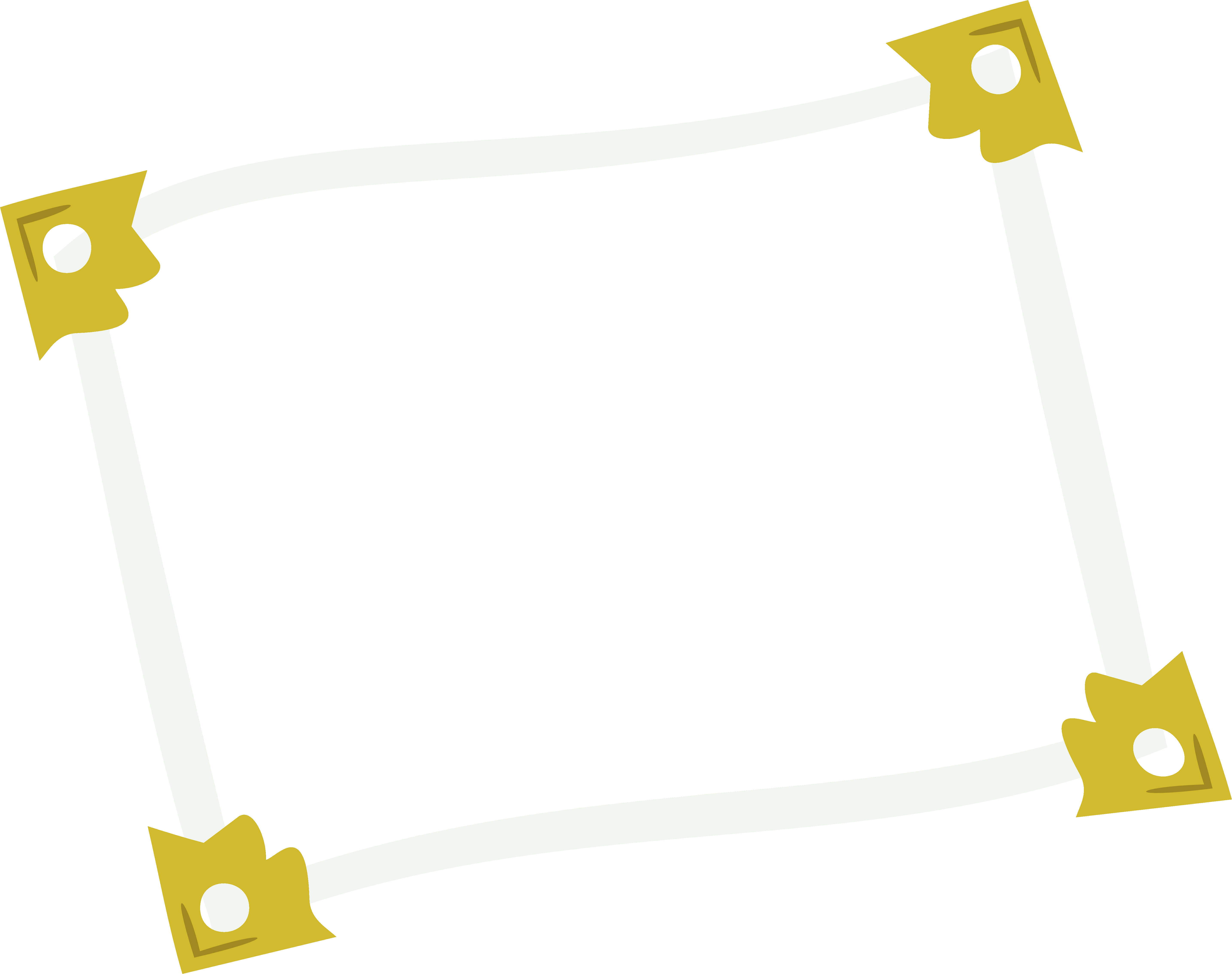Empty Picture Frame Png
