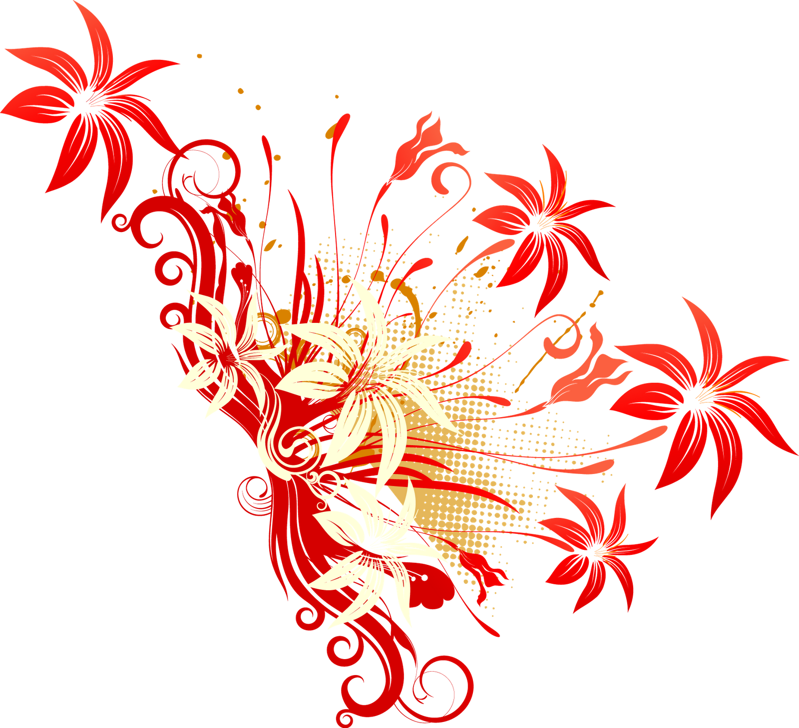 Flower Vector Png 283