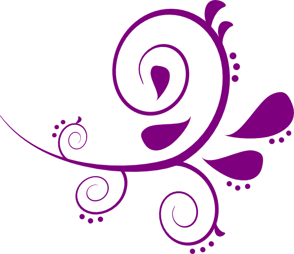 purple swirls vector png clipart 4447 transparentpng rh transparentpng com vector swirl 5 coil vector swirls background png