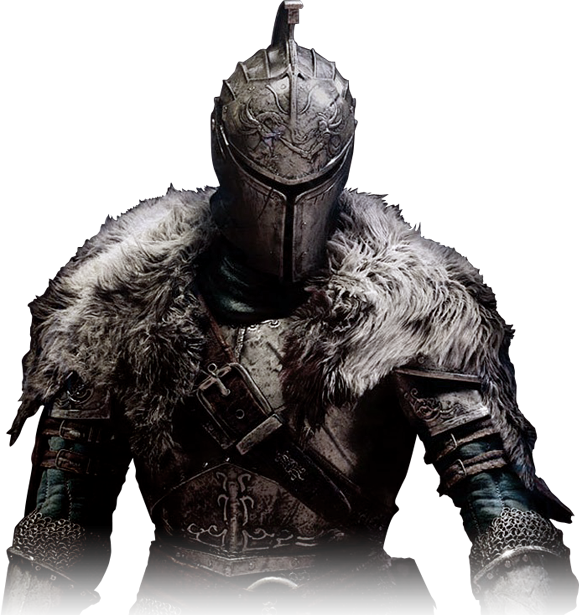 Dark Soul, Warrior Transparent Image 17326