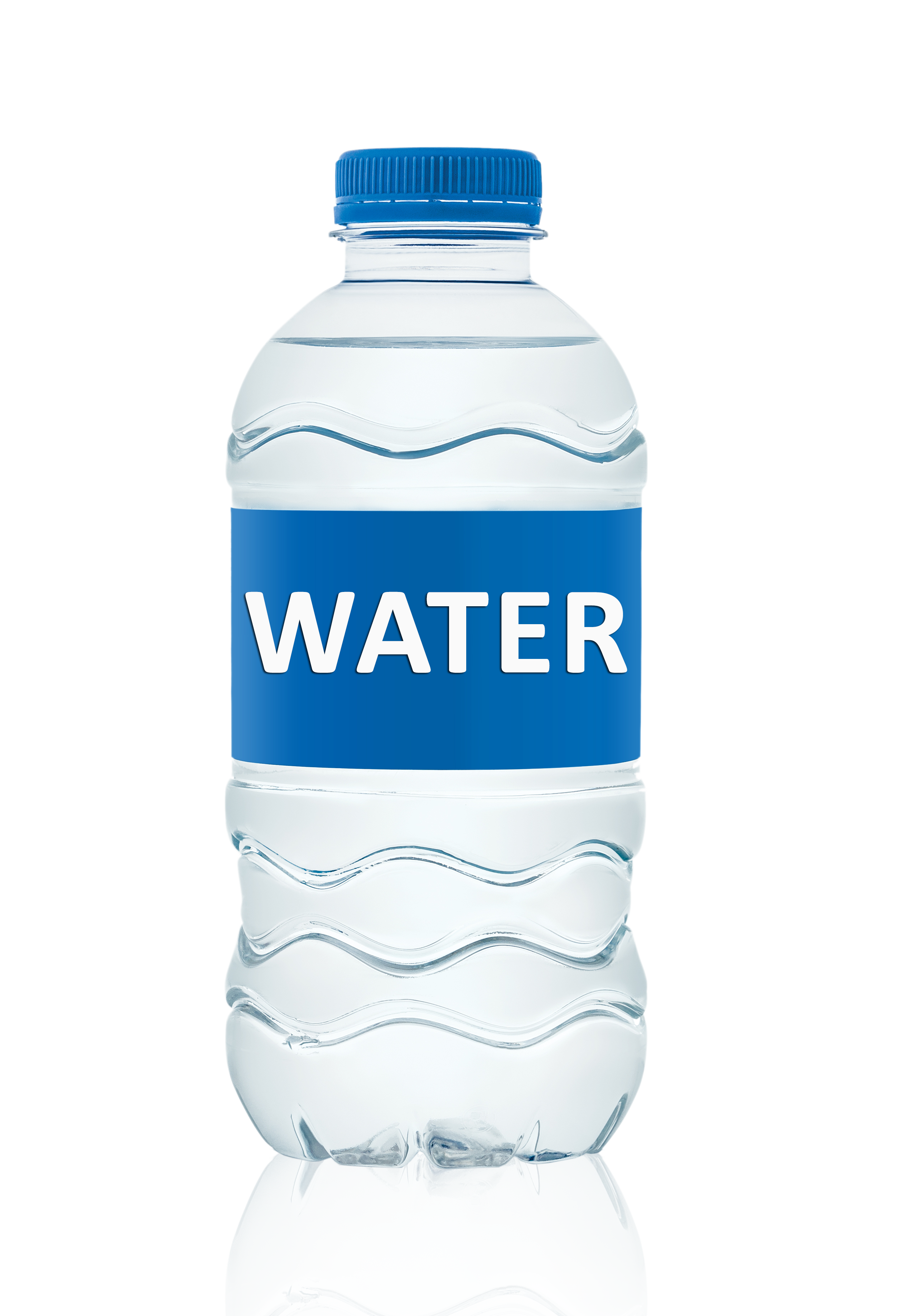 Water Bottle Vector 20635