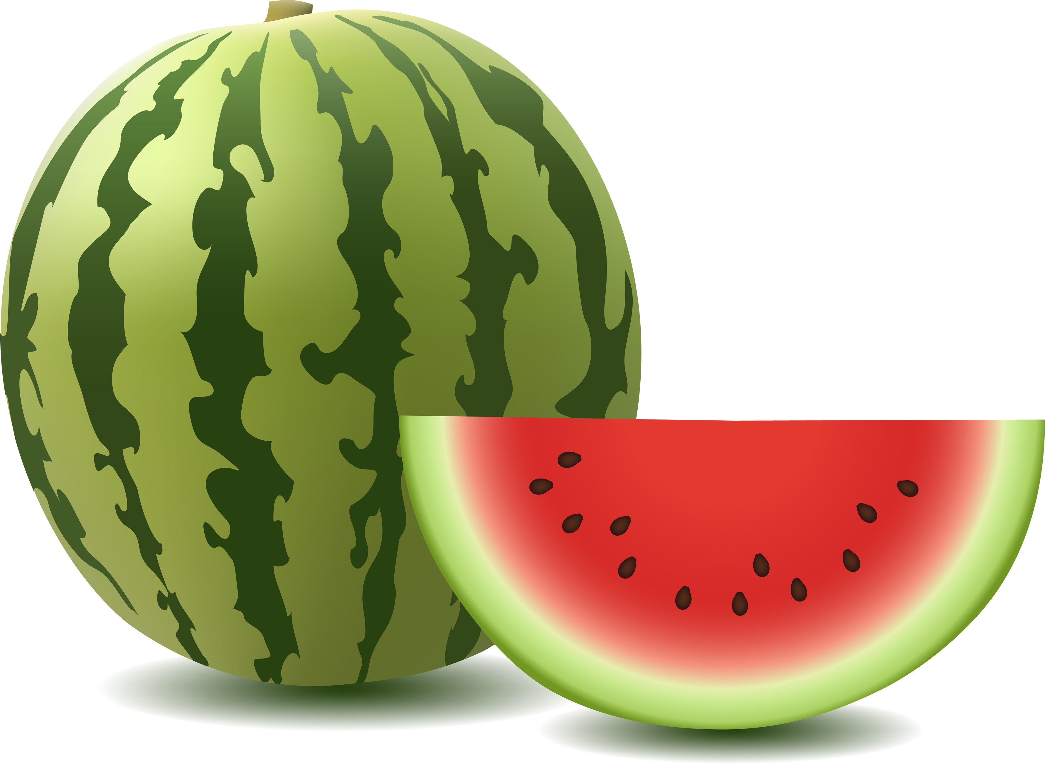 Watermelon High Quality Transparent