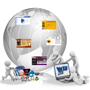 Web Development Clipart Icon