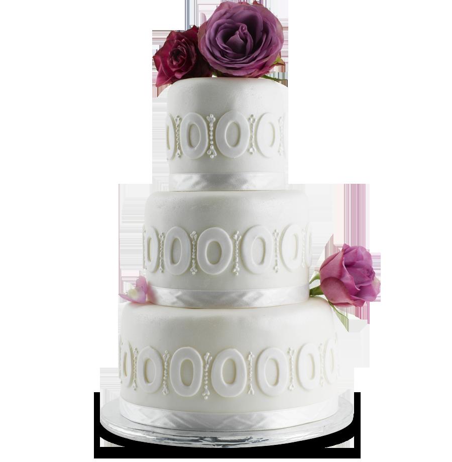 Purple Rosa Wedding Cake Png 1458 Transparentpng