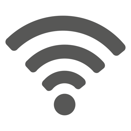 Flat Wifi Icon Transparent Png 6246