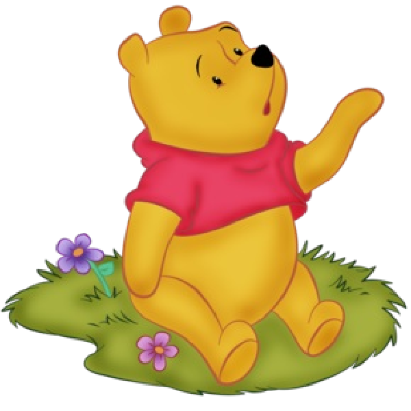 Confused Winnie The Pooh Png 1635