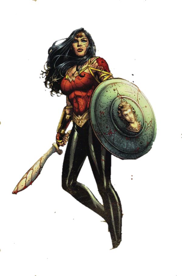 Wonder Woman Comic Games Png 5403