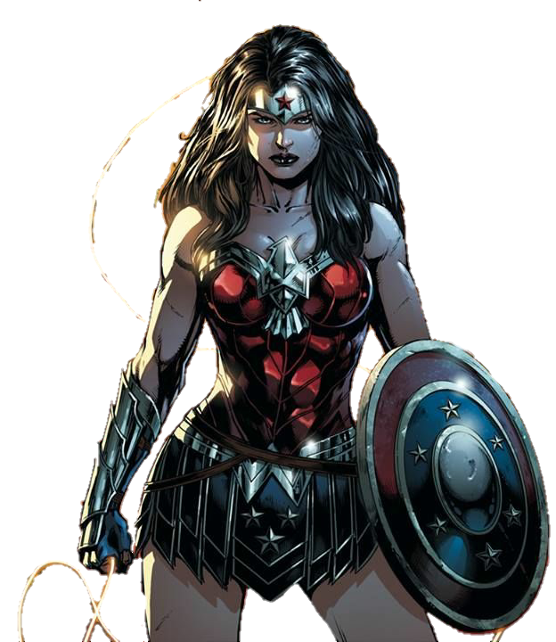 Wonder Woman Comic Png Render Games Pictures 5404