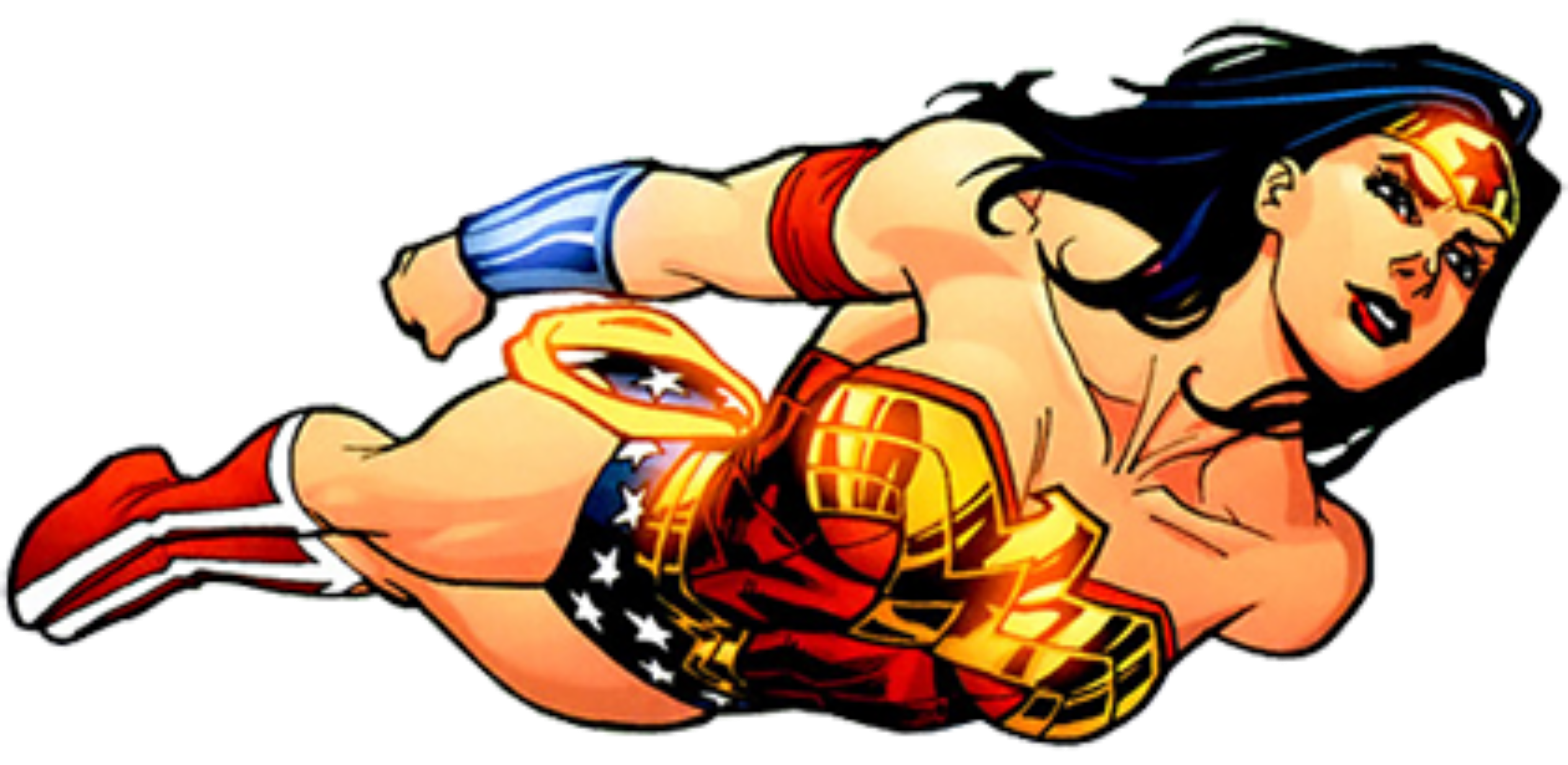 Wonder Woman Supers Png PNG Images