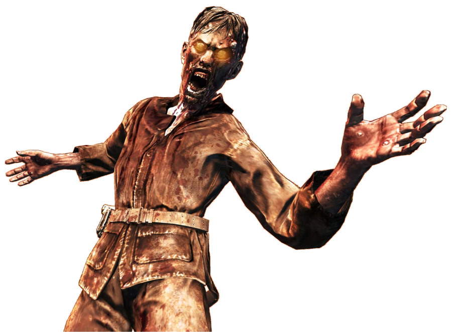 Men Call Of Duty Zombies Png 6215