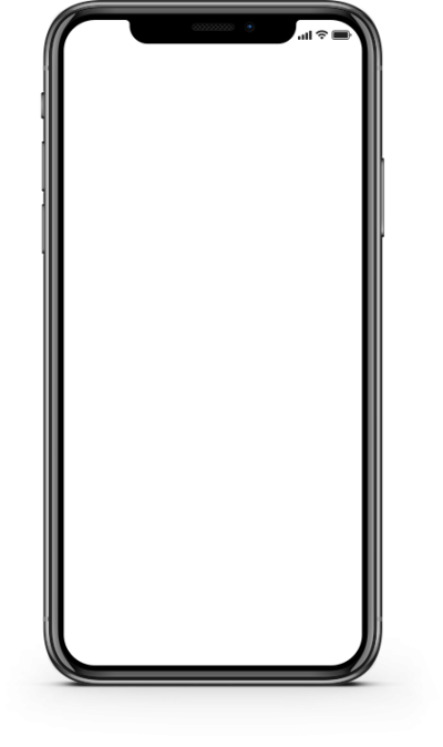 White Screen İphone X images Hd Free PNG Images